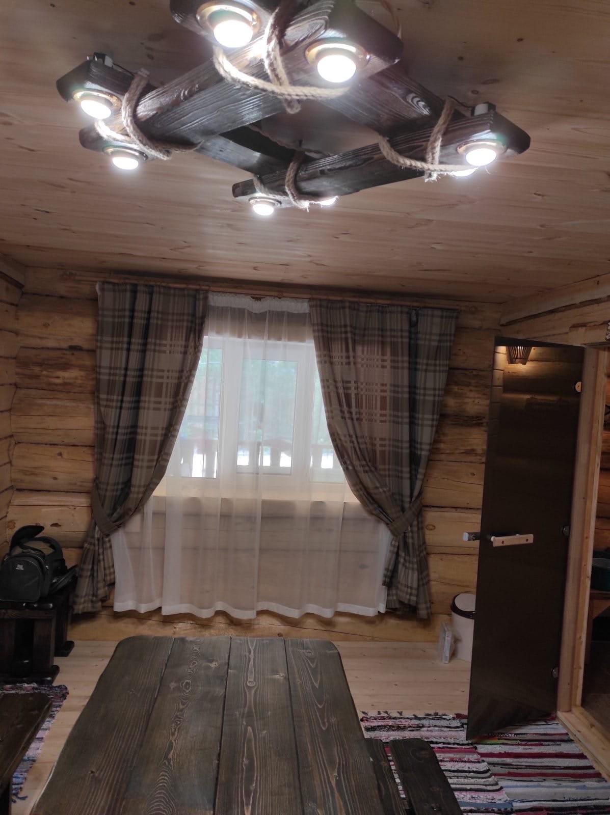 Русская баня на дровах - №5
